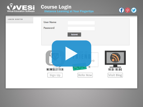 VESi Course Demo - Continuing Education for Teachers